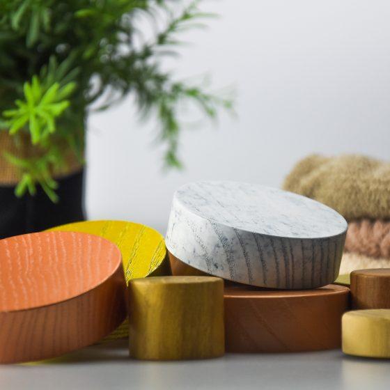 premium wood lids and caps
