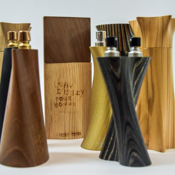 unique wooden packaging solutions
