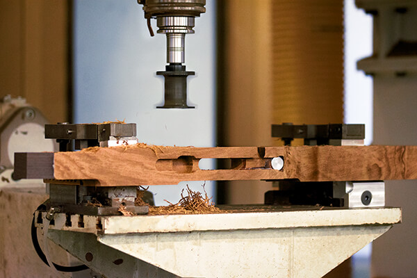wood manufacturing automation