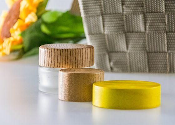 custom made premium quality cosmetic packaging & caps
